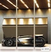 Ш-244: Гоночный автомобиль для шкафа-купе